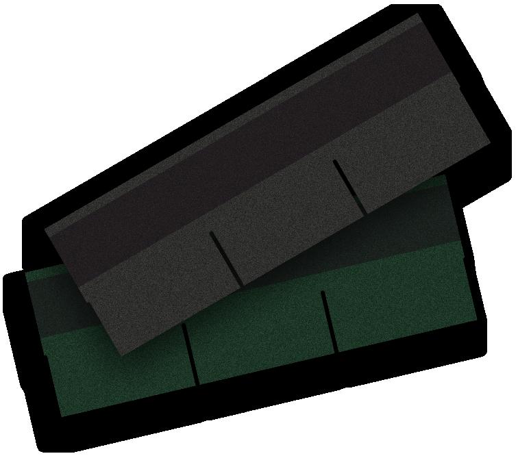 3tab shingles bitumen