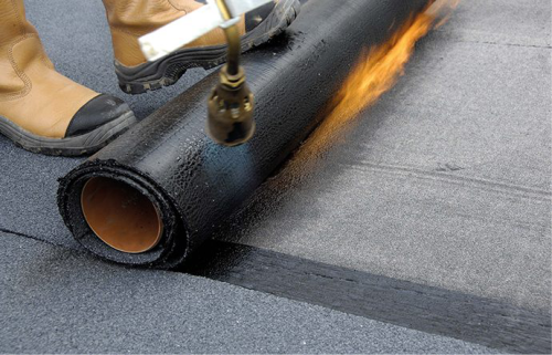 membrane torching