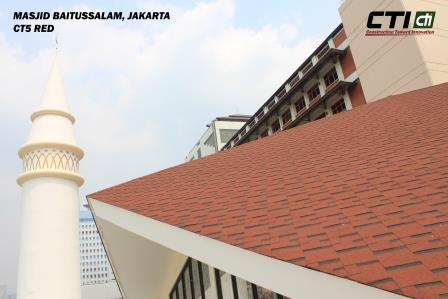 Masjid Baitussalam - Jakarta