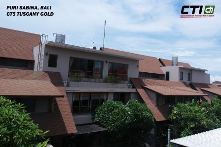 Rumah Tinggal Puri Sabina Bali
